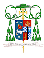 Bishop Donald's Coat of Arms - 150